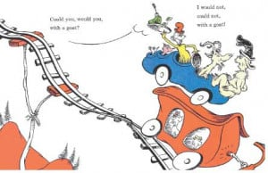 Top 100 Picture Books #12: Green Eggs and Ham by Dr. Seuss ...