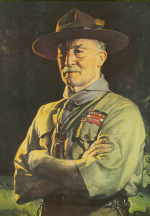 Robert Baden-Powell (A little Biography)