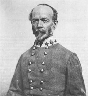 Confederate General Joseph E. Johnston