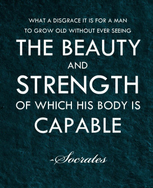 Socrates, quotes, sayings, beauty, body
