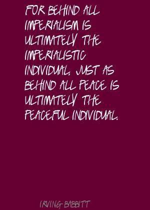 Imperialism quote #2