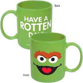 Oscar the Grouch: Have a Rotten Day