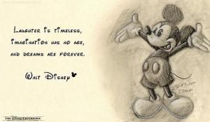 Walt Disney Laughter...