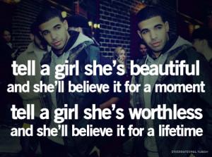 Drake Quotes About Girls Tumblr