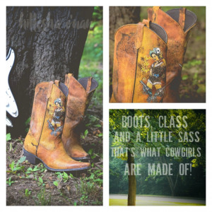 Cowgirl Boots Quote