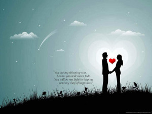 Best Romantic Love Quotes Wallpapers