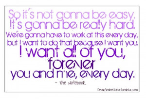 the notebook movie quotes the notebook movie quotes