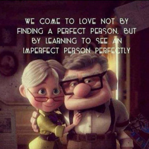 love cartoon quotes from movie 2015