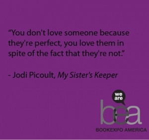 My Sister's Keeper' by Jodi Picoult