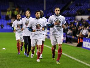 Fabrice Muamba T-shirts