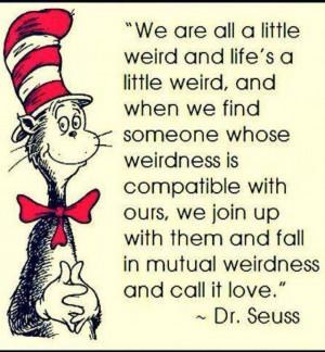 Dr. Seuss knows best
