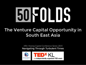 The Venture Capital Opportunity in Asia - Tedx / Affin Hwang Capital ...