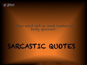 Sarcastic Love quotes: Sarcastic Quotes About Love