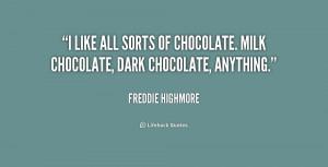 chocolate milk quotes