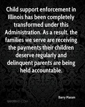 Child support enforcement in Illinois has been completely transformed ...