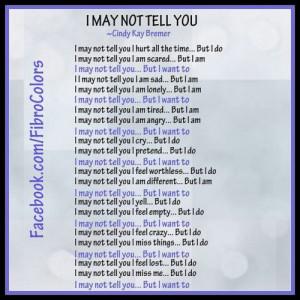 Fibromyalgia Quotes Sayings 6dc514f7a63d229e53b0b32d0f267f ...