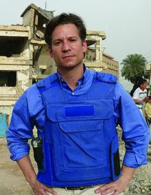 Oh man. Richard Engel can buckle my swashes anytime he wants. (picture ...