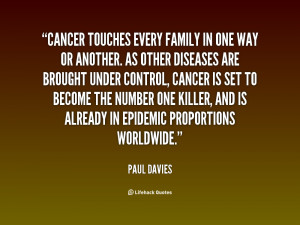 quotes about family and cancer source http quotes lifehack org quote ...