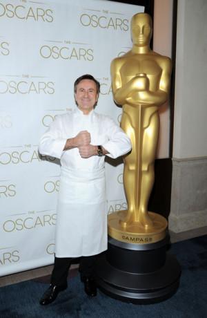 Daniel Boulud Chef Daniel Boulud attends the 85th Academy Awards