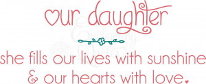 Baby Girl Quotes | Quotes for Little Girls, Daughters