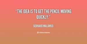 Pencil Quotes