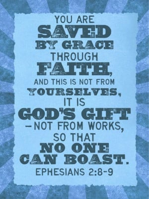 so thankful for His grace...