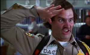 Image result for doofy scary movie