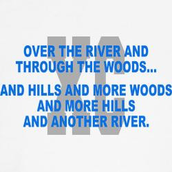 over_the_river_cross_country_quote_tshirt.jpg?height=250&width=250 ...