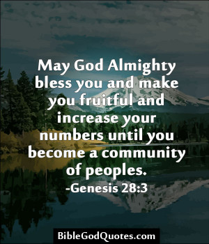 God Almighty quote #2