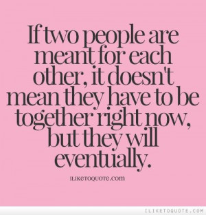 Two People Who Broke Could...