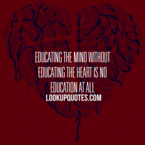 Educating the Mind without Educating