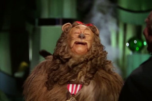 Cowardly Lion Quotes and Sound Clips