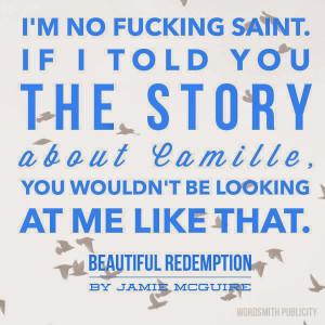 Release Day Blast: Beautiful Redemption by: Jamie McGuire