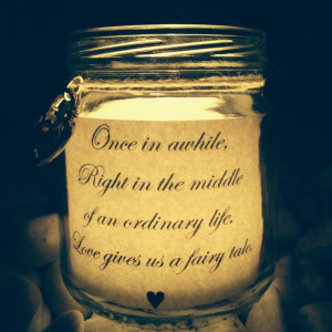 +jar+sayings | Wedding mason jars with love quotes for flameless tea ...