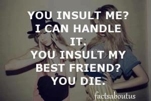 Me Ur A best Friend / sister