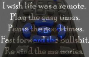 Topics: Funny Picture Quotes , Memories Picture Quotes , Remote ...
