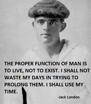 Jack London Quotes
