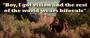 Butch Cassidy and the Sundance Kid Quote
