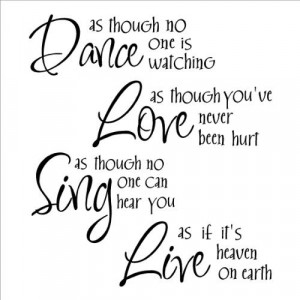 dance quotes and sayings