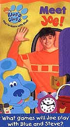 Blue's Clues - Meet Joe! - Movie Quotes - Rotten Tomatoes