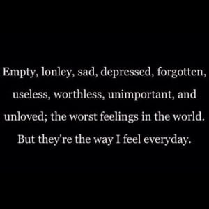 feeling empty quotes