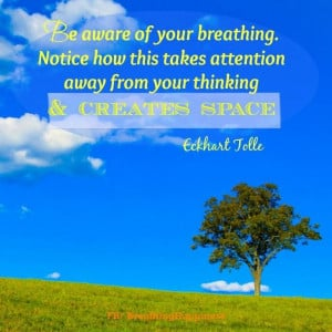 Just Breathe / quotes for relaxation +