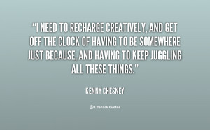 Kenny Chesney Quote