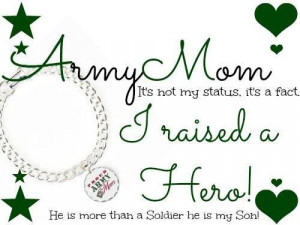 Army Mom Quotes And Sayings Proud army mom army military special ...