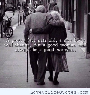 Good Woman Quotes Wallpapers