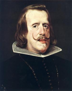 Portrait of Philip IV