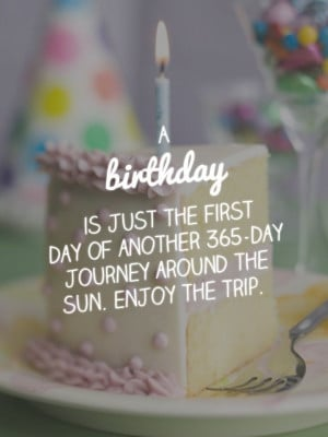 My Birthday is today. I'm not getting old, I'm getting wiser =D EG ...