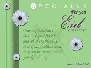 eid mubarak sms in hindi & english
