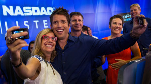 Nick Woodman Wife