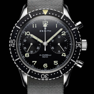 The Watch Quote: Photo - Zenith Pilot Big Date Special